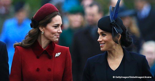 Wer hat ein größeres persönliches Vermögen: Kate Middleton oder Meghan Markle?