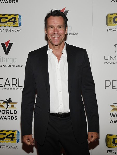 David James Elliott attends the 11th annual Fighters Only World MMA Awards at Palms Casino Resort on July 3, 2019, in Las Vegas, Nevada. | Source: Getty Images.
