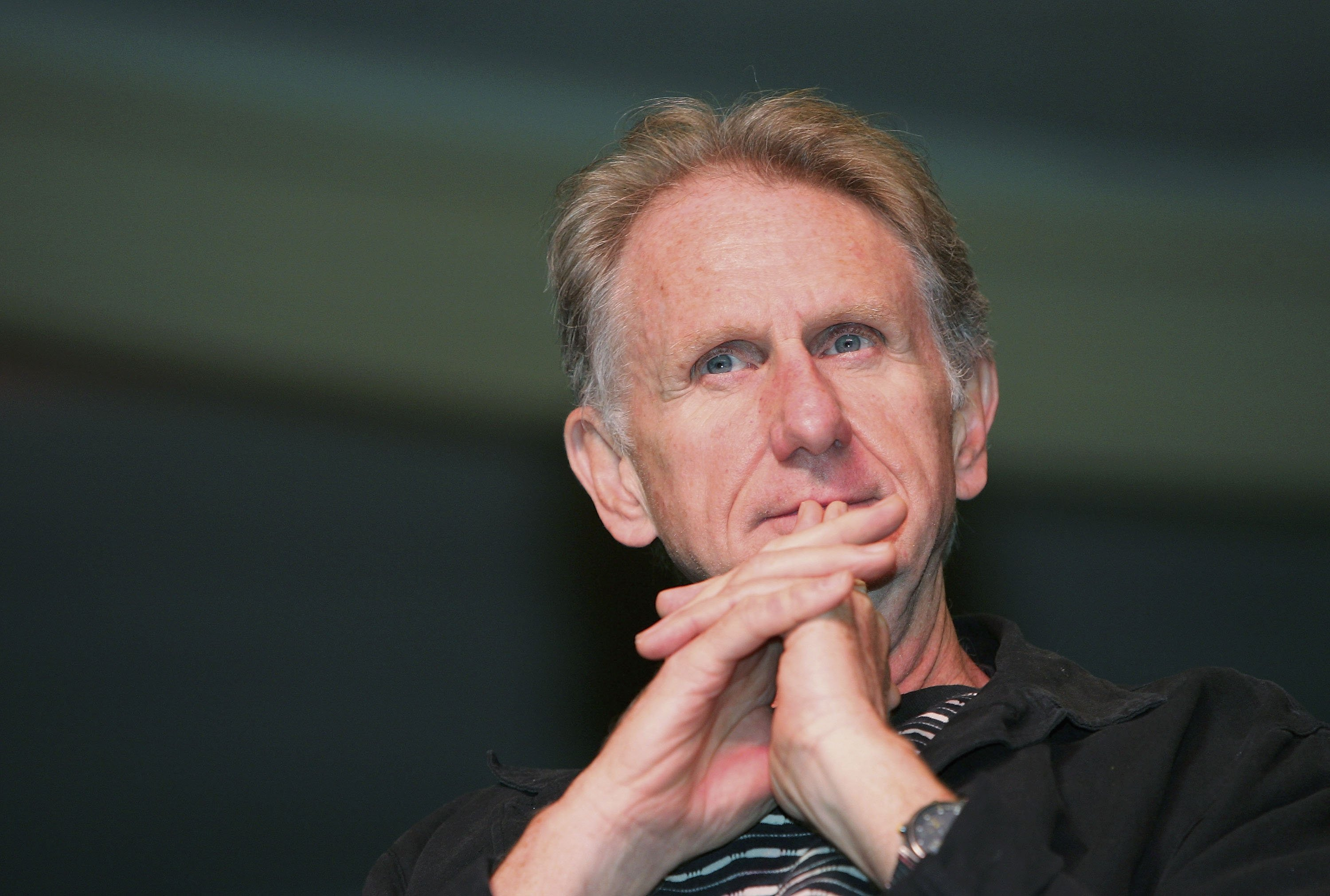 """Rene Auberjonois at the """"Star Trek"""" convention on August 14, 2005 in Las Vegas, Nevada 