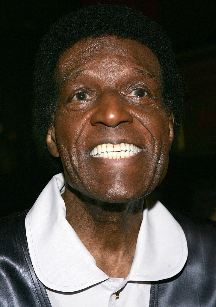 "Actor Nipsey Russell (1924 - 2005) attends ""The Aviator"" film premiere  