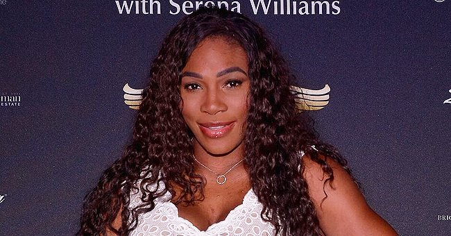 Serena Williams' Daughter Olympia Stuns in Yellow Gown and Poses near Princess Toy Carriage