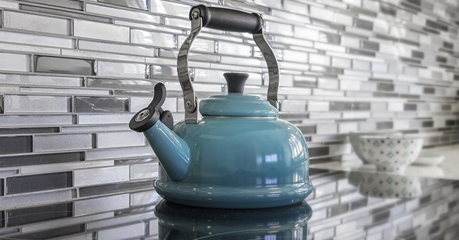 An image of a kettle | Photo: Unsplash