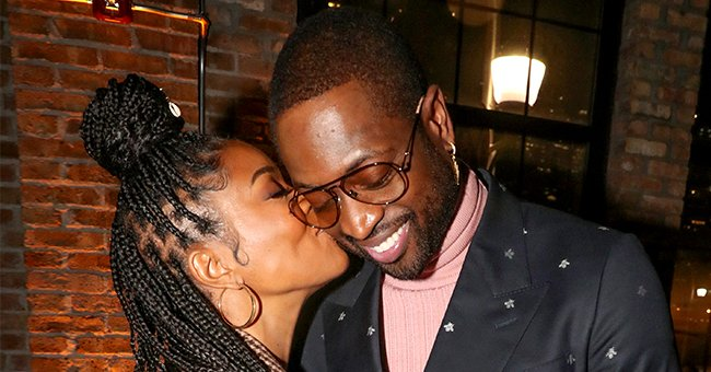 Gabrielle Union Surprises Husband Dwyane Wade with a Vintage Car on Father's Day