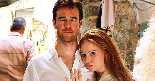 James Van Der Beek Shares Heartwarming Tribute to His Wife to Celebrate Their 10th Anniversary