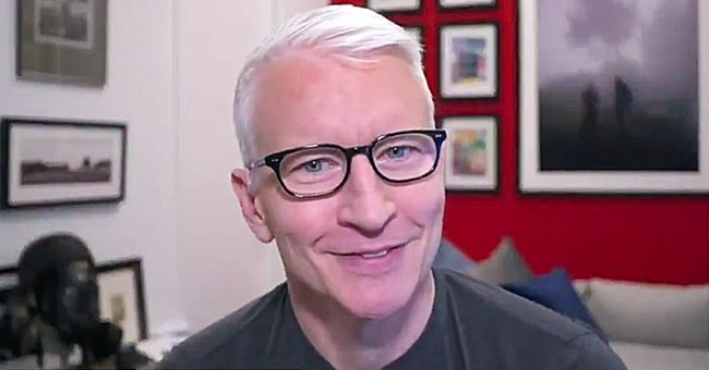 CNN's Anderson Cooper Reads to His 10-Month-Old Son Wyatt in Honor of Read across America Day