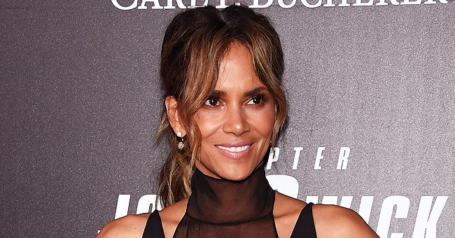 Halle Berry Looks Happy as She Hugs & Kisses Boyfriend Van Hunt  in New Post on His 51st B-Day