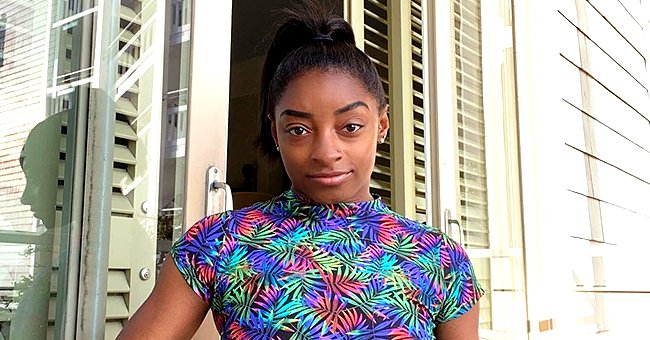 Simone Biles Flashes Sweet Smile in Pic with Friends — Fans Question Them for Not Wearing Masks