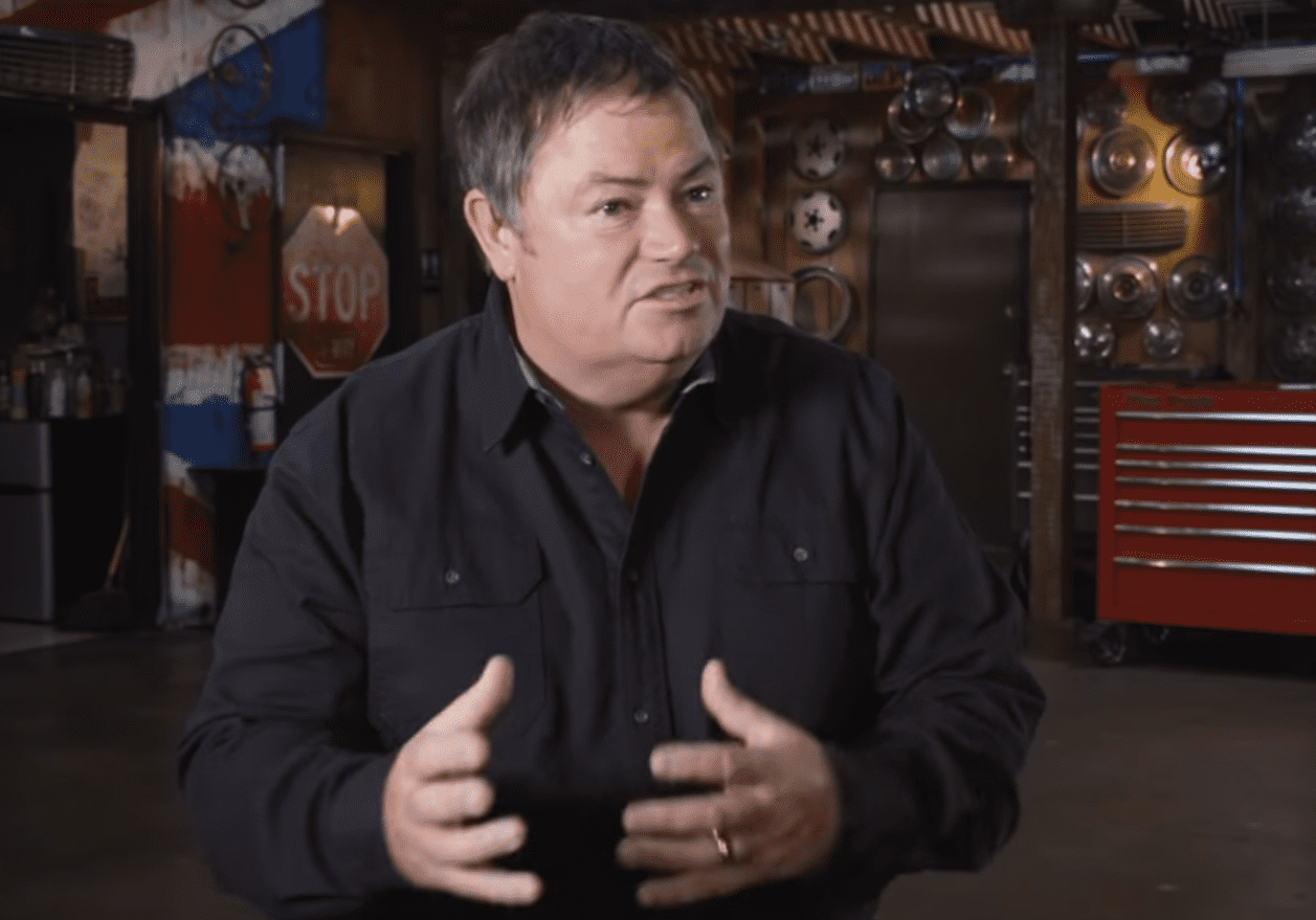 Mike Brewer on The Origin of Wheeler Dealers with Mike Brewer. | Photo: YouTube/DiscoveryUK