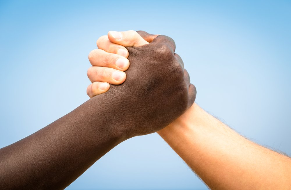 A Yale study shows that it's easier for a white man to get represented by a lawyer in a case than it is for a black person, | Photo: Shutterstock