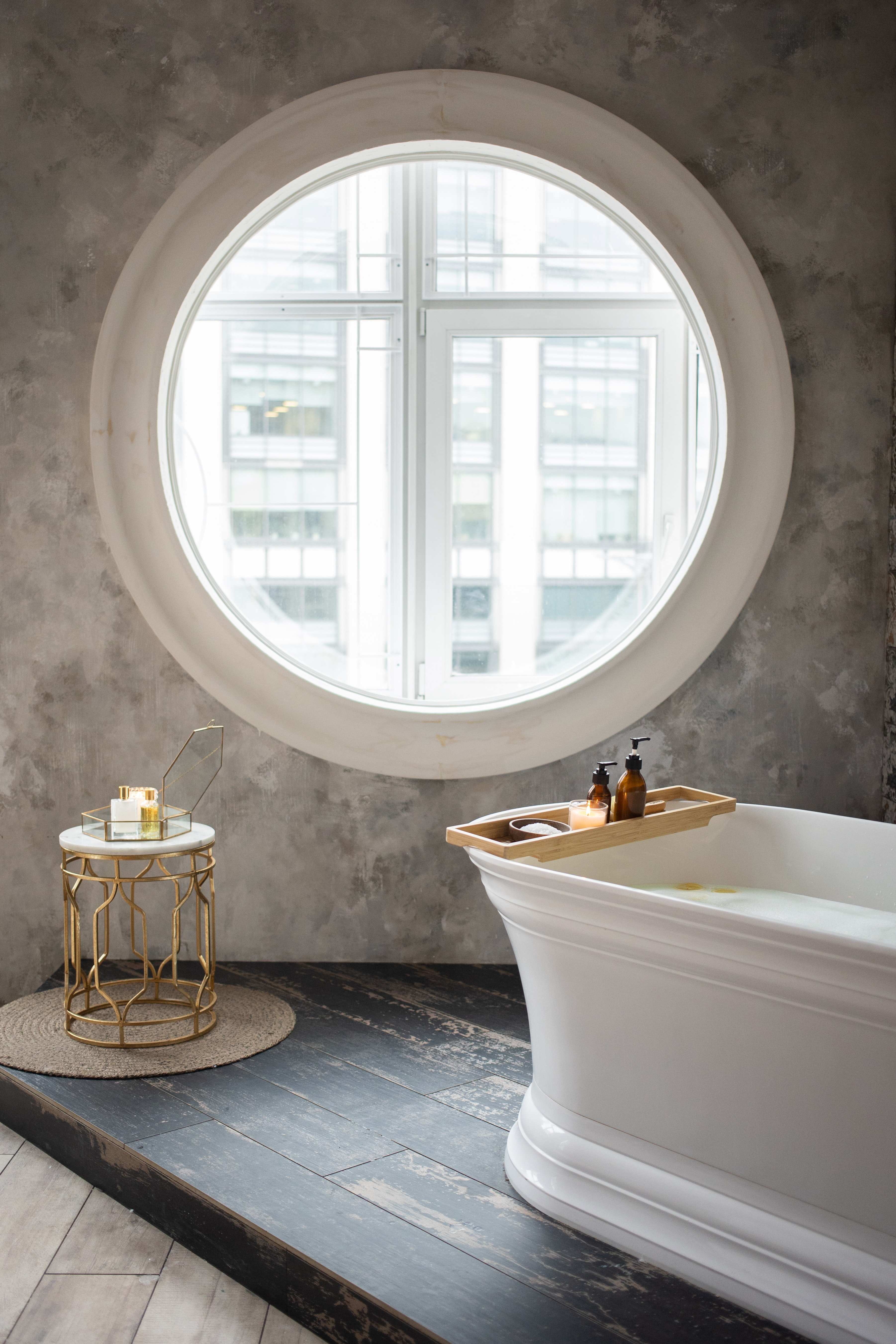 Pictured - An interior of a modern bathroom | Source: Pexels