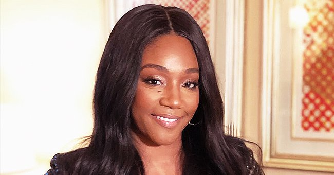 Tiffany Haddish Visits 'The Tonight Show with Jimmy Fallon' & Reveals She Got Her First Christmas Present at 7