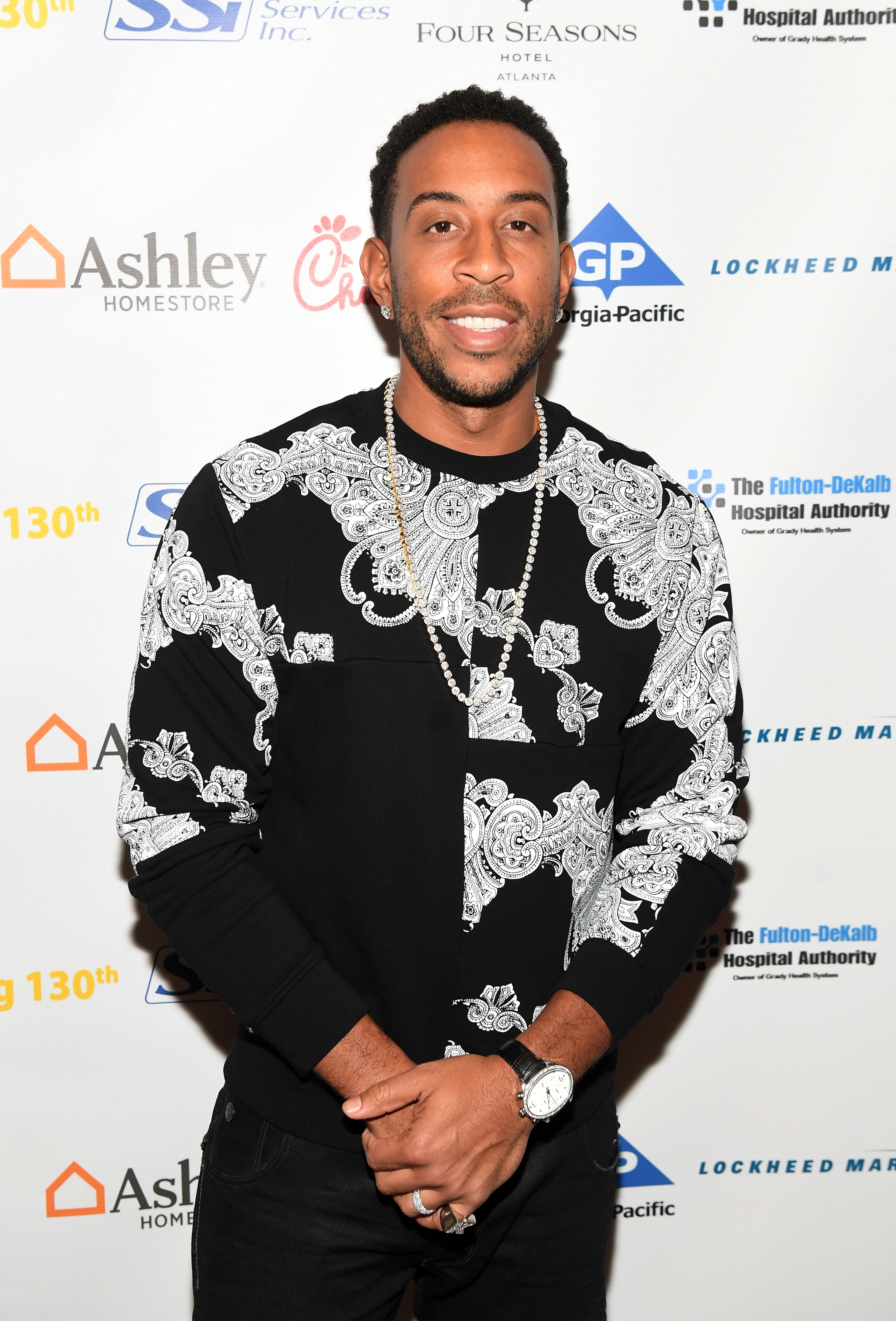 Ludacris during the Carrie Steele-Pitts Home 130th Anniversary Gala at Four Seasons Hotel on March 24, 2018 in Atlanta, Georgia. | Source: Getty Images