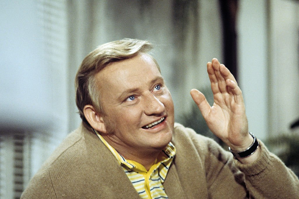 "Dave Madden in an episode of ""The Partridge Family"" August 10, 1971 