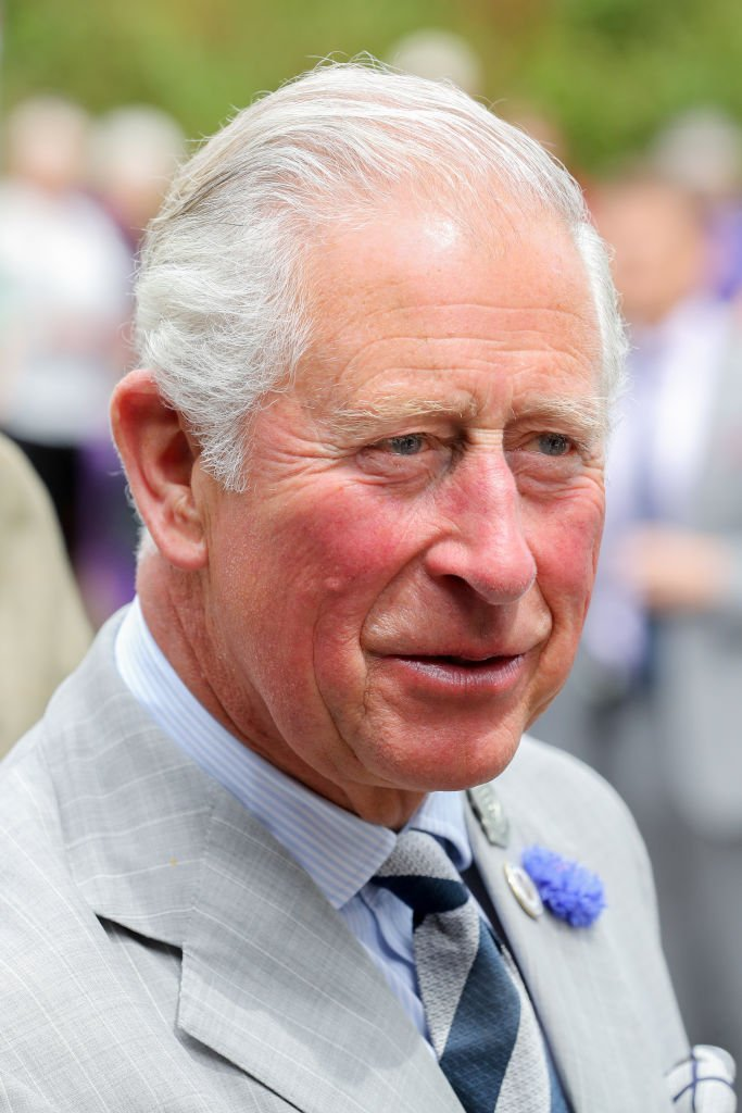 Prince Charles at the National Parks 'Big Picnic' celebration during an official visit to Devon & Cornwall | Photo: Getty Images