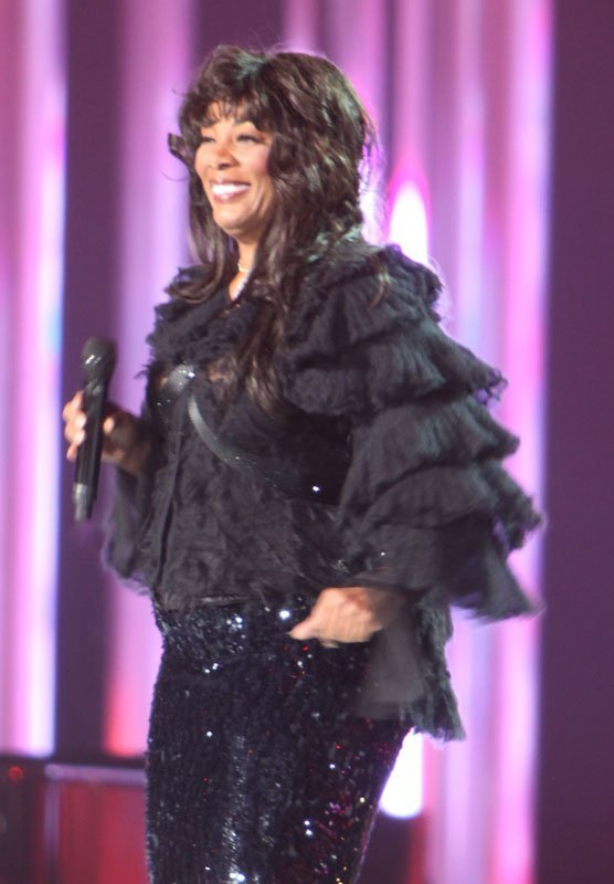 Donna Summer at The Nobel Peace Price Concert 2009. | Photo: Wikimedia Commons Images