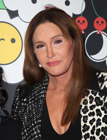 Caitlyn Jenner at the Hollywood Athletic Club on November 07, 2019 in Hollywood, California. | Photo: Getty Images