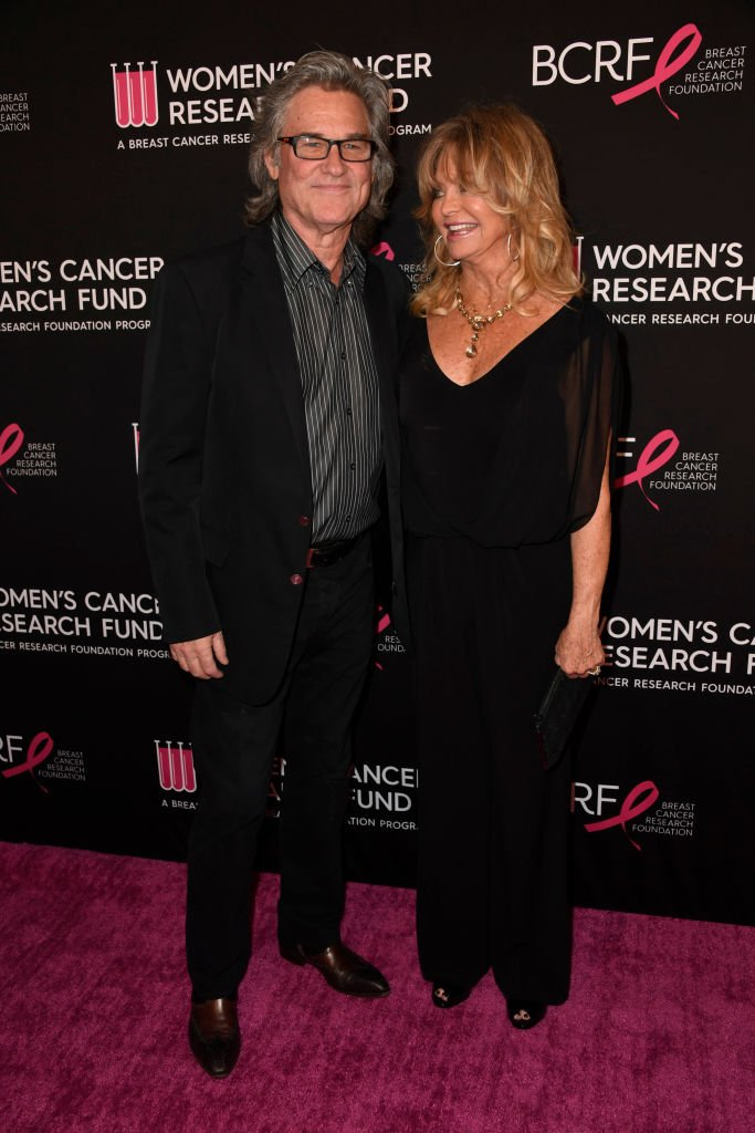 Kurt Russell and Goldie Hawn attend The Women's Cancer Research Fund's An Unforgettable Evening Benefit Gala | Getty Images