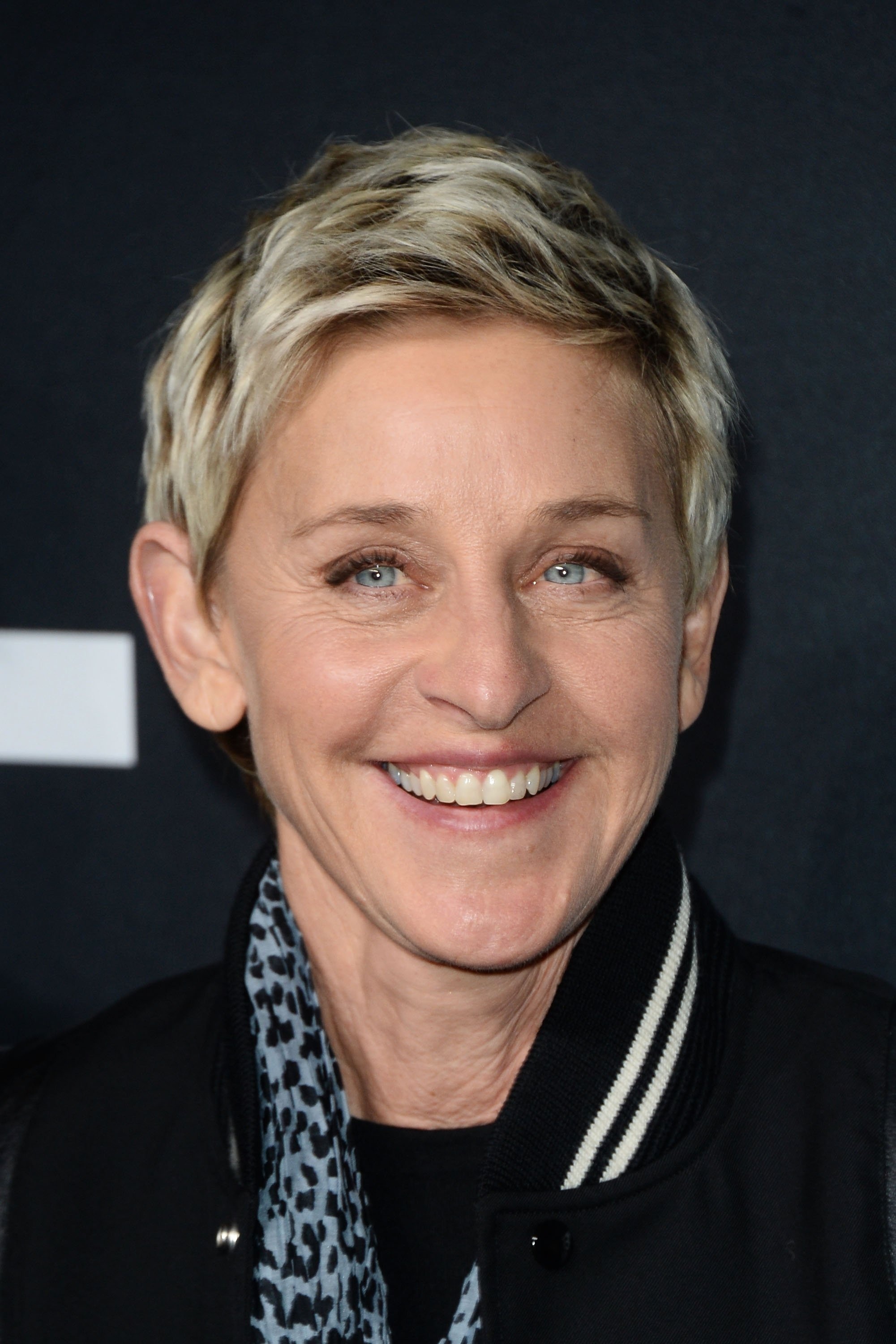 Ellen DeGeneres arrives at the Saint Laurent show at the Hollywood Palladium on February 10, 2016 in Los Angeles, California | Photo: Getty Images