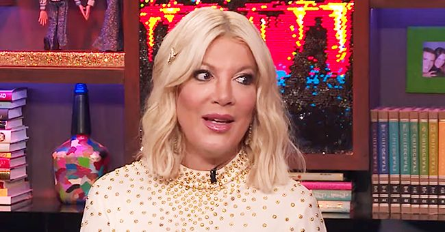 Tori Spelling from BH90210 Details Bullying Experienced by Her Kids Stella and Liam