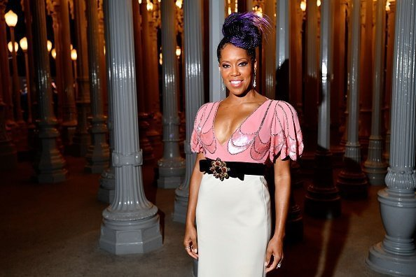 Regina King, wearing Gucci, at the 2019 LACMA Art + Film Gala Presented By Gucci in Los Angeles, California.| Photo: Getty images.