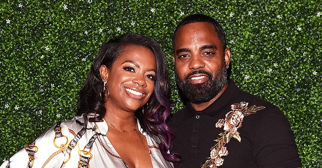 Kandi Burruss' Husband Todd Tucker Poses With Eldest Daughter Kaela in a Cute New Photo