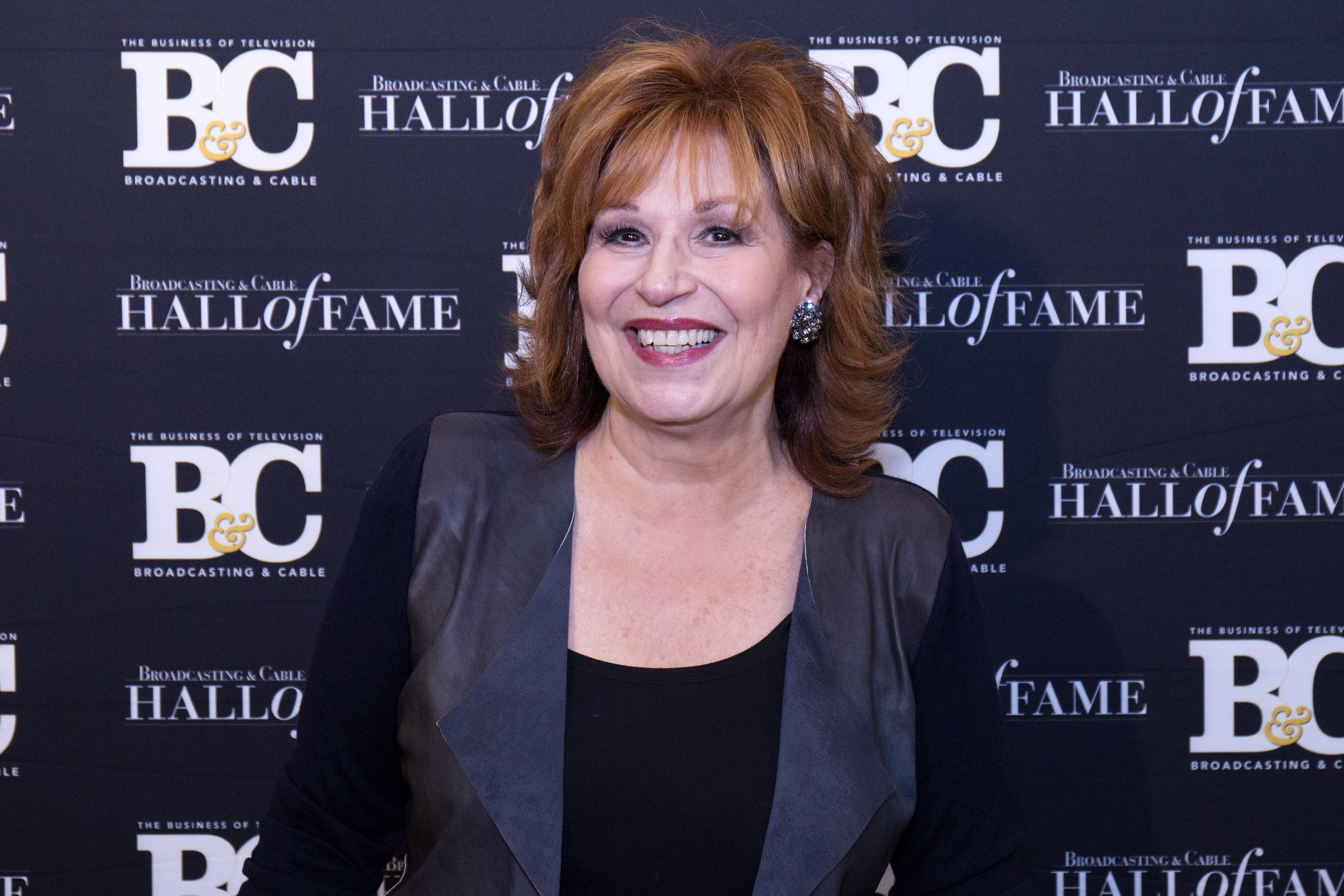 Joy Behar attends the Broadcasting & Cable Hall Of Fame 27th Anniversary Gala in New York City on October 16, 2017 | Photo: Getty Images