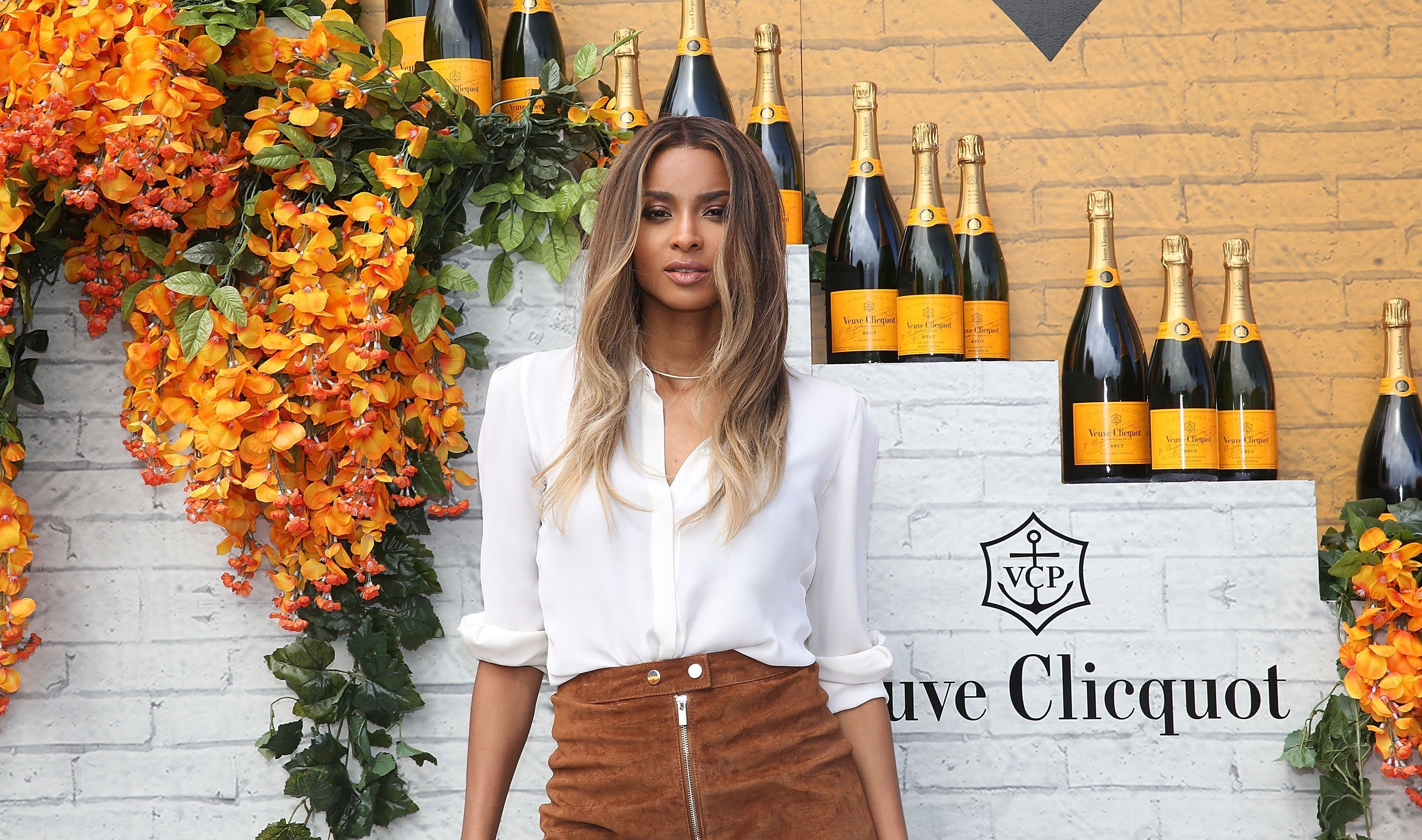 Ciara at Veuve Clicquot Hosts Second-Annual Clicquot Carnaval in Miami on Feb. 20, 2016. Photo: Getty Images