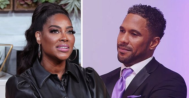 Kenya Moore Can't Get a Word in with Estranged Husband Marc Daly in RHOA Teaser Video & Fans React