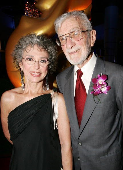 Rita Moreno and husband Leonard Gordon at Siam Paragon Festival Venue on February 17, 2006 in Bangkok. | Photo: Getty Images