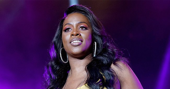 Check Out Remy Ma's Daughter's Flawless Hair Braided by Her Mom as She Plays in a Toy Kitchen