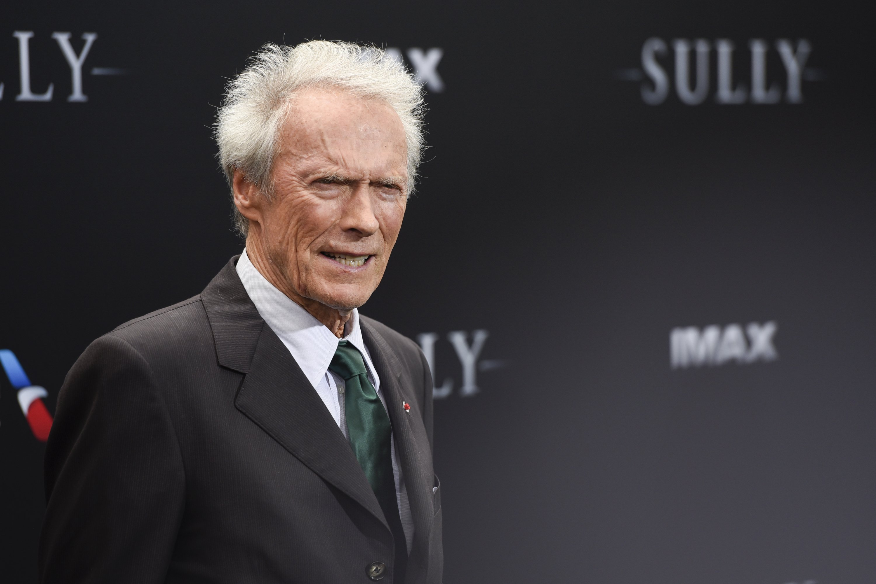 "Clint Eastwood attends the premiere of ""Sully"" in New York City on September 6, 2016 