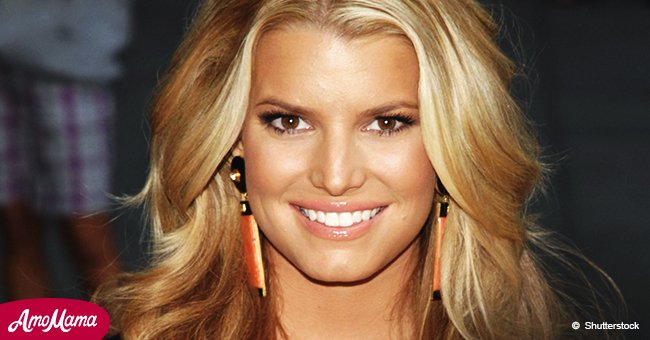 Jessica Simpson shares a cute photo with her 4-year-old son. They have the same beautiful smile