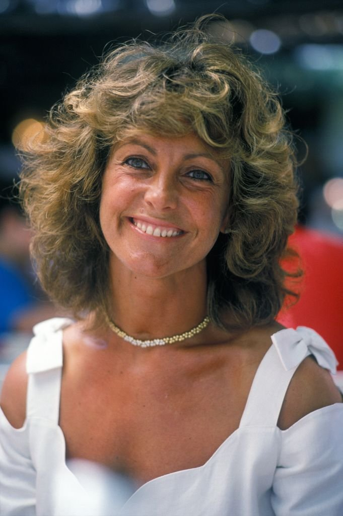 Actrice Chantal Nobel, 7 août 1989. | Photo : Getty Images