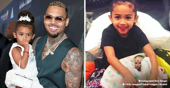 Chris Brown is facing criminal charges after giving his daughter an exotic monkey for Christmas