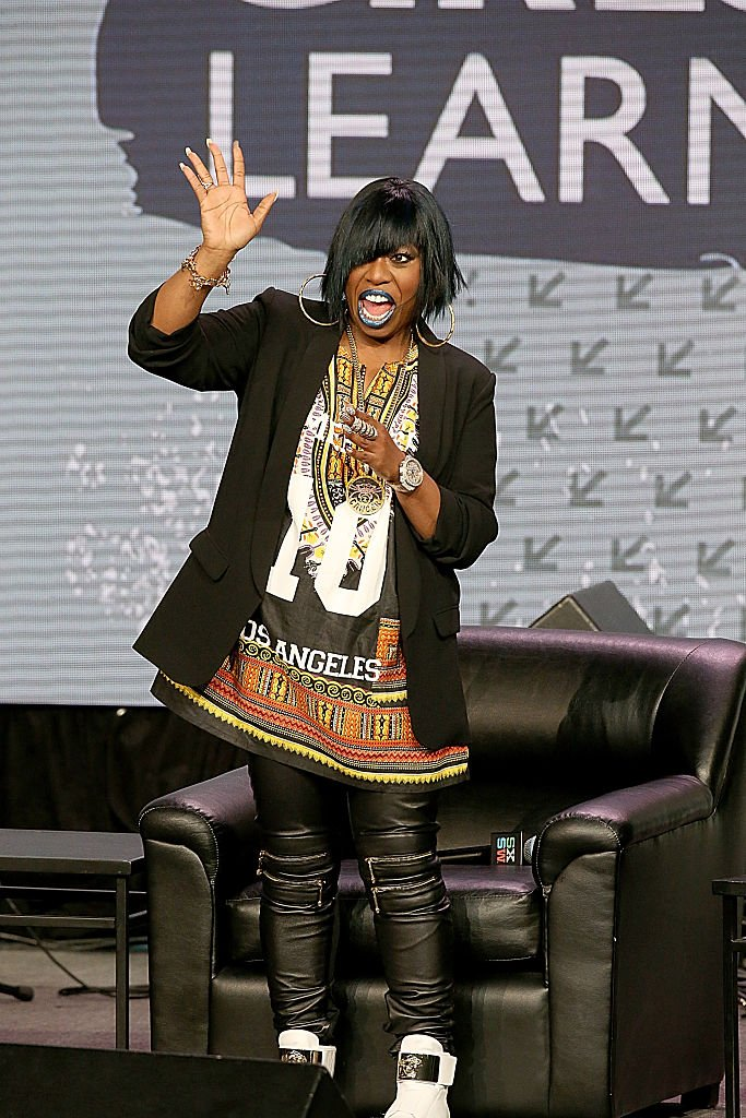 La rappeuse Missy Elliott  / Source : Getty Images