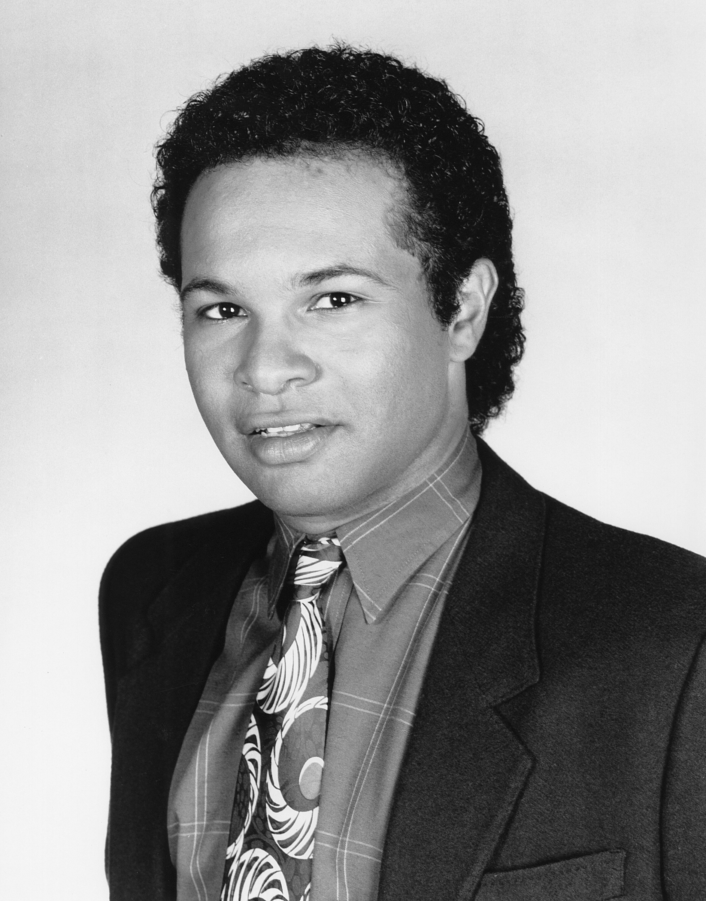 """Geoffrey Owens as Elvin Tibideaux on season 7 of """"The Cosby Show"""" 