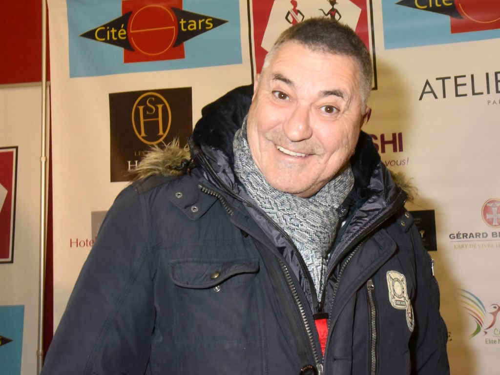 Jean-Marie Bigard tout souriant. | Photo : Getty Images