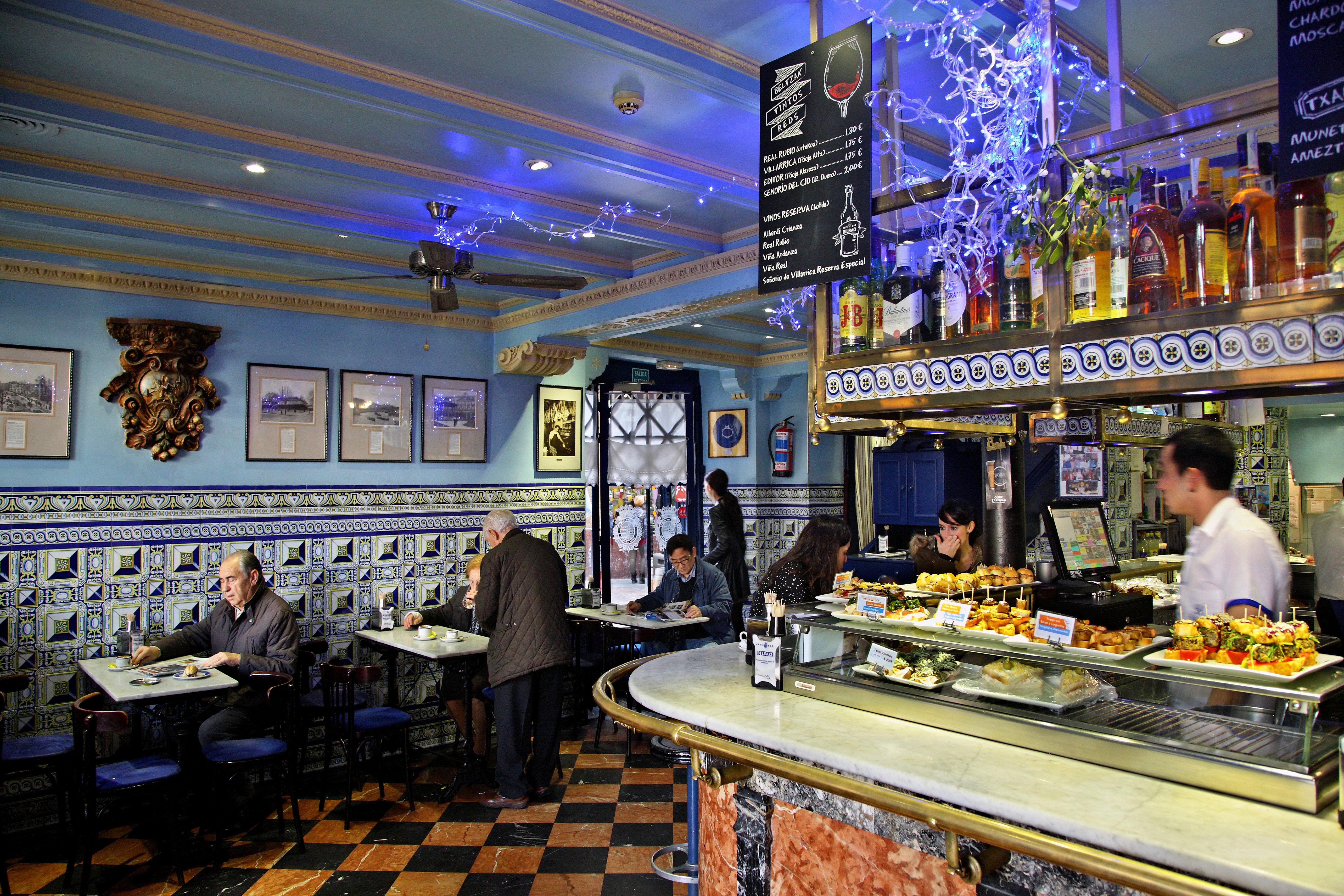 Bar de Bilbao || Fuente: Shutterstock