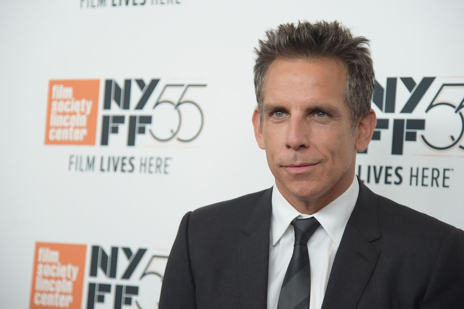 Ben Stiller at the New York Film Festival premiere of The Meyerowitz Stories (New and Selected) at Alice Tully Hall on October 1, 2017 in New York City | Photo: Getty Images