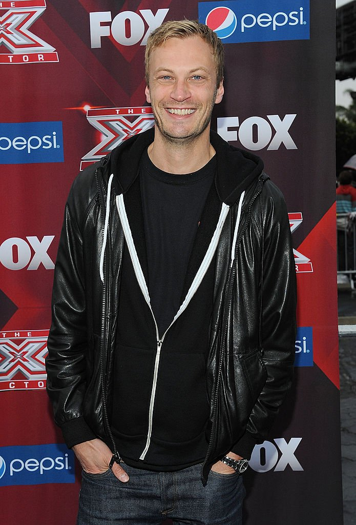 Executive Producer Andrew Llinares at X Factor auditions at the Los Angeles Memorial Sports Arena on March 27, 2011 | Photo: Getty Images