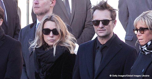 David Hallyday et Laura Smet: ce qui a changé dans leurs relations après la disparition de Johnny
