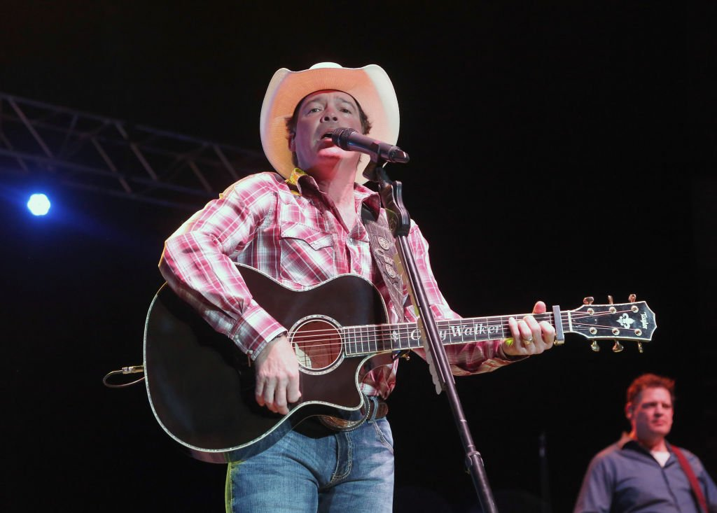 Clay Walker performed in a concert at HEB Center on November 3, 2019   Photo: Getty Images