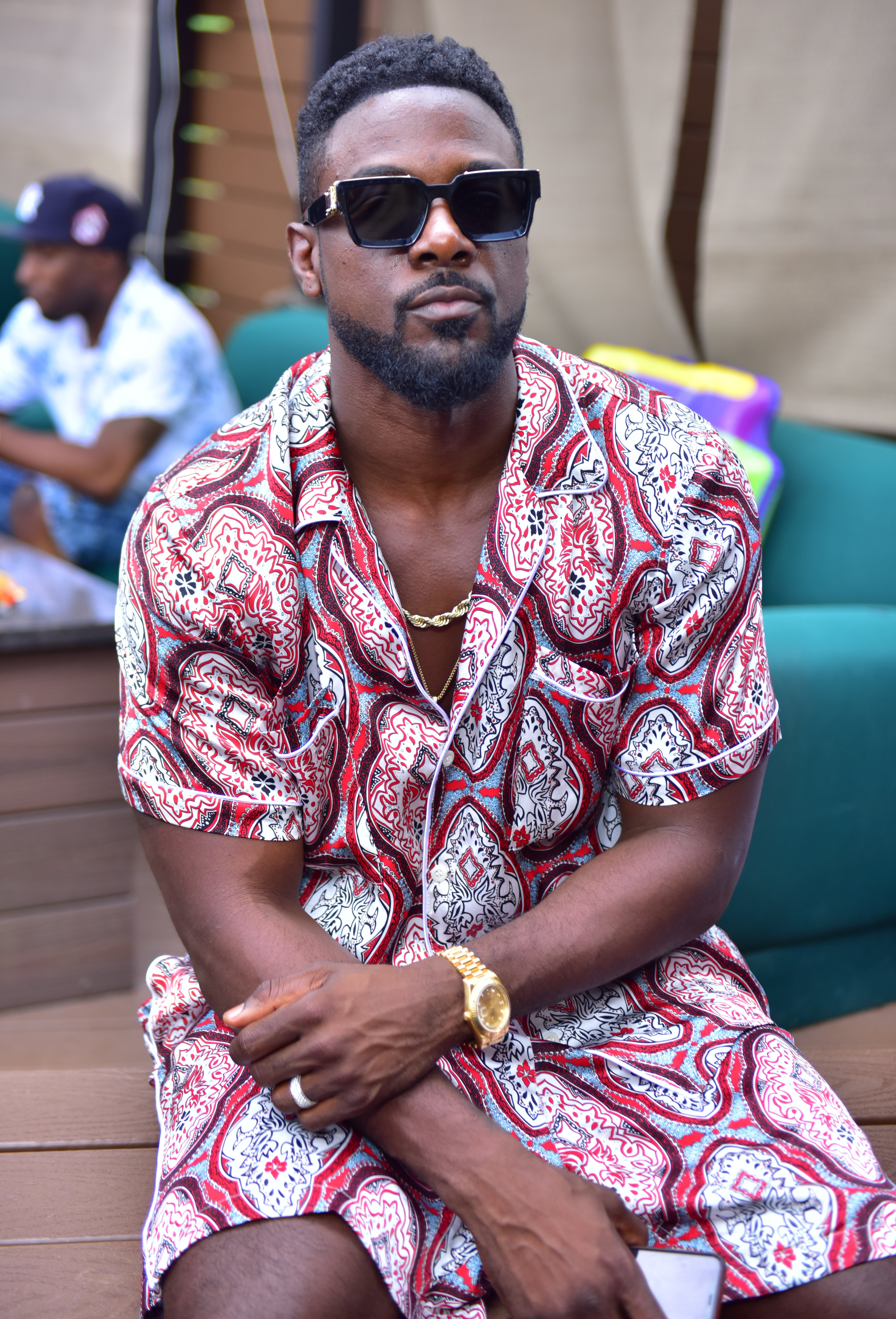 Lance Gross at the Official Luda Day Party in August 2019 | Photo: Getty Images