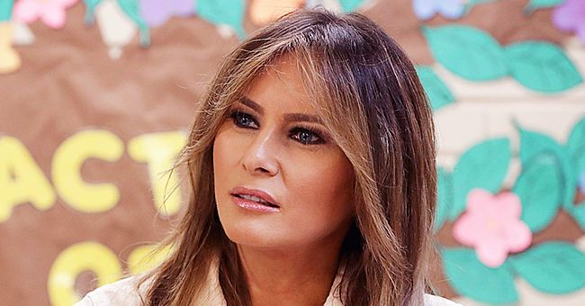 Melania Trump's Daily Life Is Similar to That of a Wealthy, Stay-At-Home Mom, Claims CNN's Kate Bennett