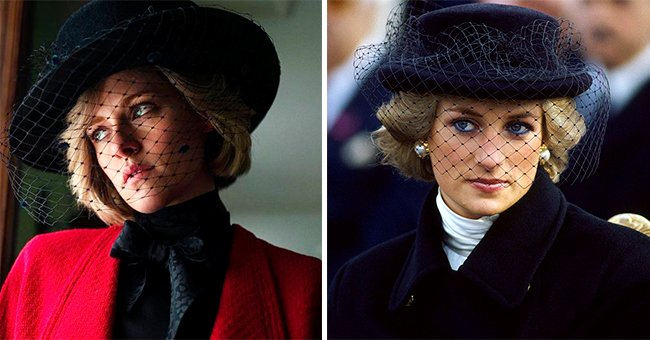 Kristen Stewart Looks Identical to Princess Diana in a Photo from 'Spencer' Film — See Her Now
