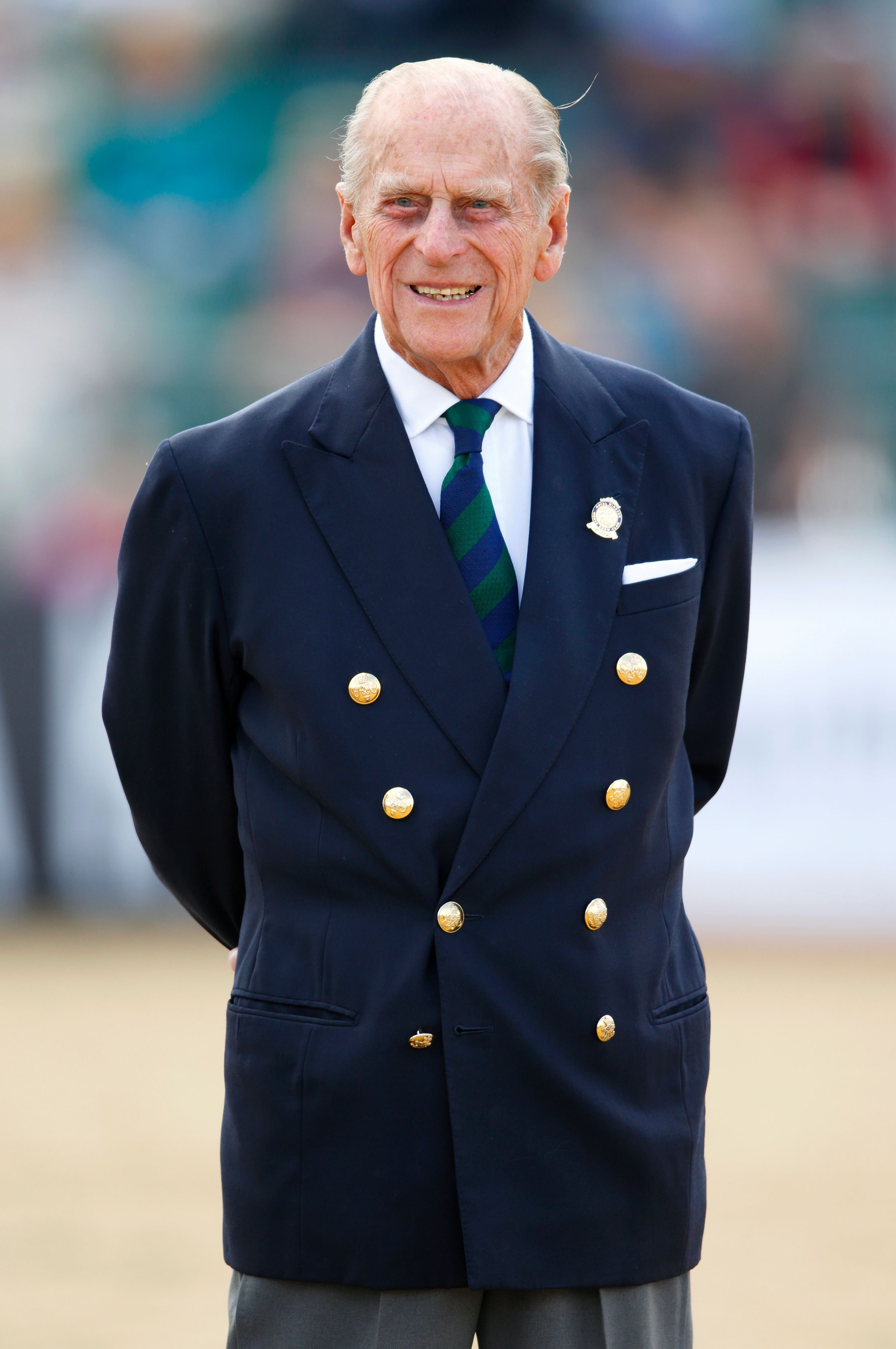 Prince Philip on May 15, 2014 in Windsor, England. | Photo: Getty Images