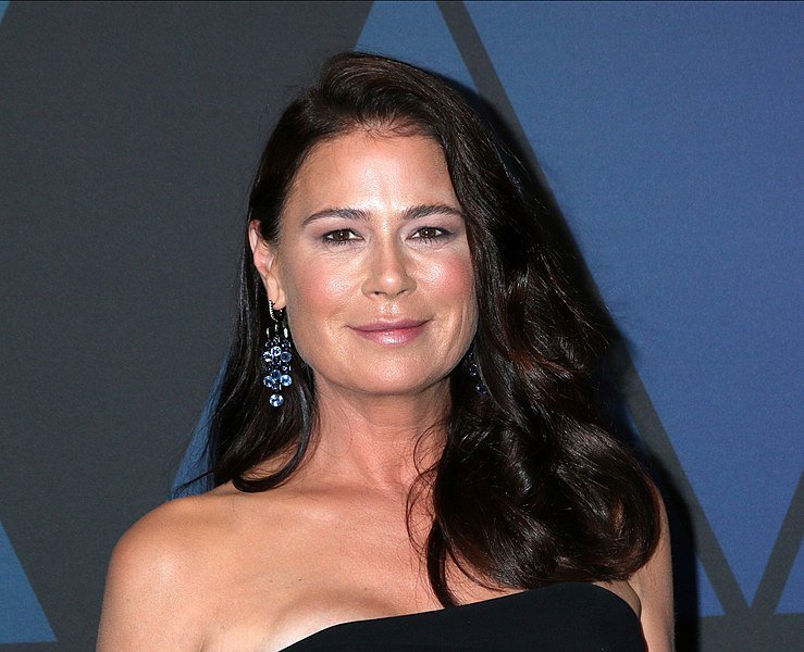 Maura Tierney, 2018. | Source: Wikimedia Commons