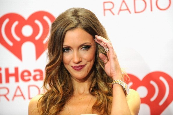 Actress Katie Cassidy attends the iHeartRadio Music Festival at the MGM Grand Garden Arena on September 21, 2013 in Las Vegas, Nevada. | Photo: Getty Images