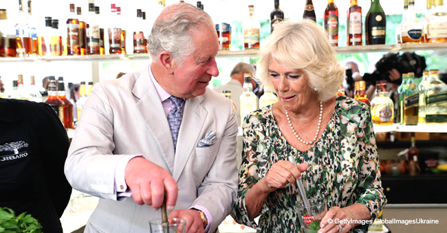 Prince Charles and Duchess Camilla Show off Their Bartendering Skills by Making Mojitos in Cuba