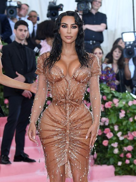 Kim Kardashian West at The Metropolitan Museum of Art on May 06, 2019 in New York City | Photo: Getty Images